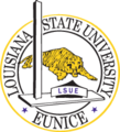Louisiana State University, Eunice (seal).png