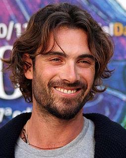 Luca Calvani Italian actor