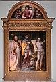 Luca cambiaso, santi rocco, erasmo e sebastiano, 1550, 01.JPG