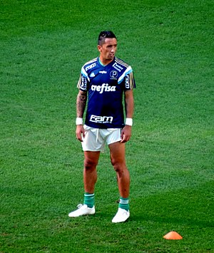 Lucas Barrios - Barrios with Palmeiras in 2015