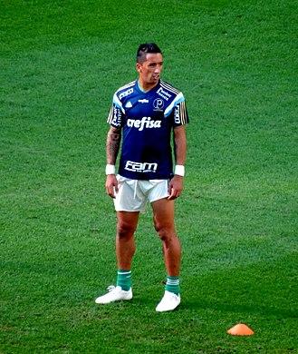 Lucas Barrios - Barrios with Palmeiras in 2015