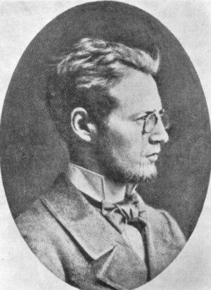 Ludwik Krzywicki - Ludwik Krzywicki, 1882 photo