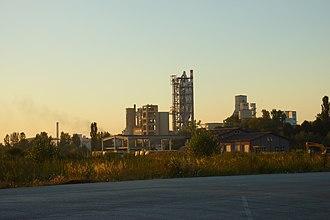 Lukavac - Lukavac Cement Factory