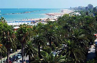 Riviera delle Palme (Marche) Place in Marche, Italy