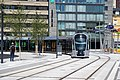 Luxembourg, tram 2018-07 station Theater (02).jpg