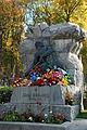 Lychakivskiy cemetery grave of Ivano Franko.jpg