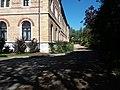 Lyon 5e - Parc de la Visitation, ancien couvent des Visitandines le long de l'allée Lucius Munatius Plancus.jpg