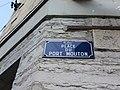 Lyon 9e - Place du Port Mouton - Plaque 1 (fév 2019).jpg