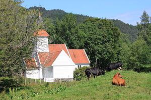 Os, Hordaland - Lysekloster Chapel