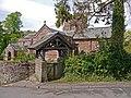 Lytch gate, St Michael's Church, Bongate, Appleby - geograph.org.uk - 2398825.jpg