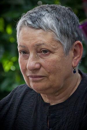 Lyudmila Ulitskaya - Image: Lyudmila Ulitskaya 4