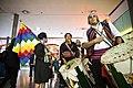 Música del altiplano en la estación de trenes de Constitución (15670529462).jpg
