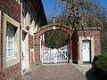 Münster-Nienberge, Haus Rüschhaus, östliches Gartentor.jpg
