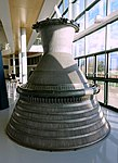 M-1 rocket engine - Evergreen Aviation & Space Museum - McMinnville, Oregon - DSC00833.jpg
