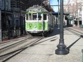 File:MATA Trolley departing Peabody Place stop in Memphis, Tennessee.ogv