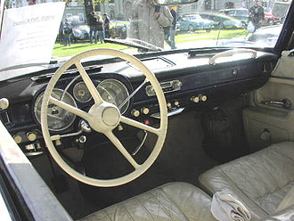 BMW 503 - Image: MHV BMW 503 Coupé 03