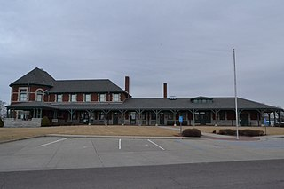 Sedalia station (Missouri, Kansas and Texas Railroad) United States historic place