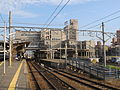 MT-Chiryū Station-Bridge (temporary).JPG