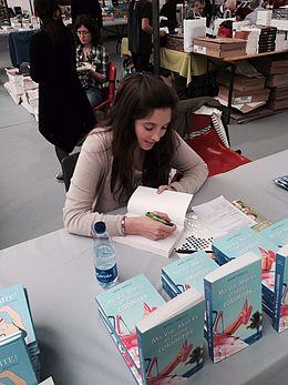 Marie vareille wikip dia - Salon du livre de saint louis ...