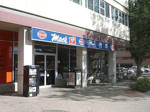 Mac's Convenience Stores - Mac's retail store in Edmonton, Alberta