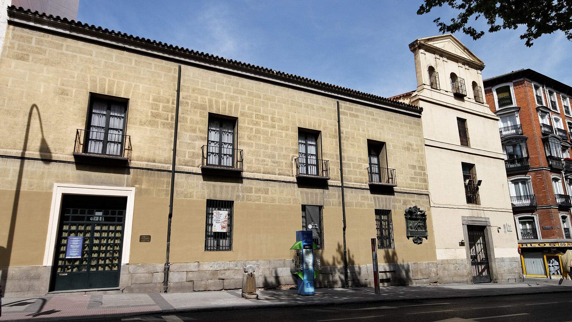 Juan de la cuesta impresor wikipedia la enciclopedia - Hotel el quijote madrid ...
