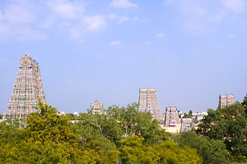 State Street Auto >> Madurai – Travel guide at Wikivoyage