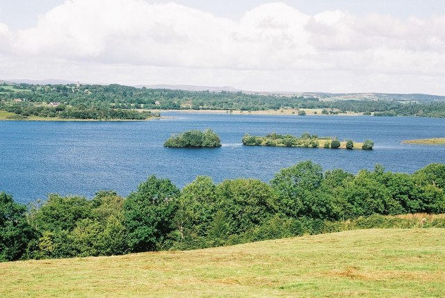 Magnificent view over Lower Lough Erne - geograph.org.uk - 473345