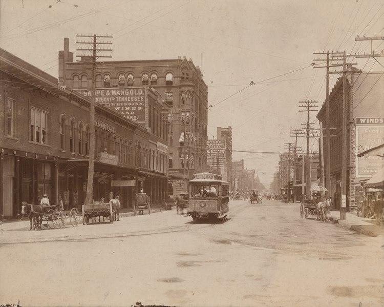 File:Main Street between Austin and Market Streets (16390339845).jpg