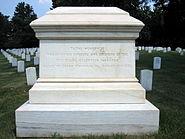 Main Volunteer Infantry Memorial at Culpeper National Cemetery