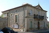 Mairie à Saint-Laurent-des-Arbres.JPG