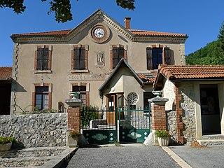 Plan-de-Baix Commune in Auvergne-Rhône-Alpes, France
