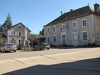Vigeois - Town hall