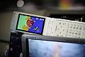 Major quake hits Japan - The terrestrial digital broadcasting service for cellphone. (5519286229).jpg