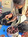 Make Up - Gangasagar Fair Transit Camp - Kolkata 2012-01-14 0717.JPG