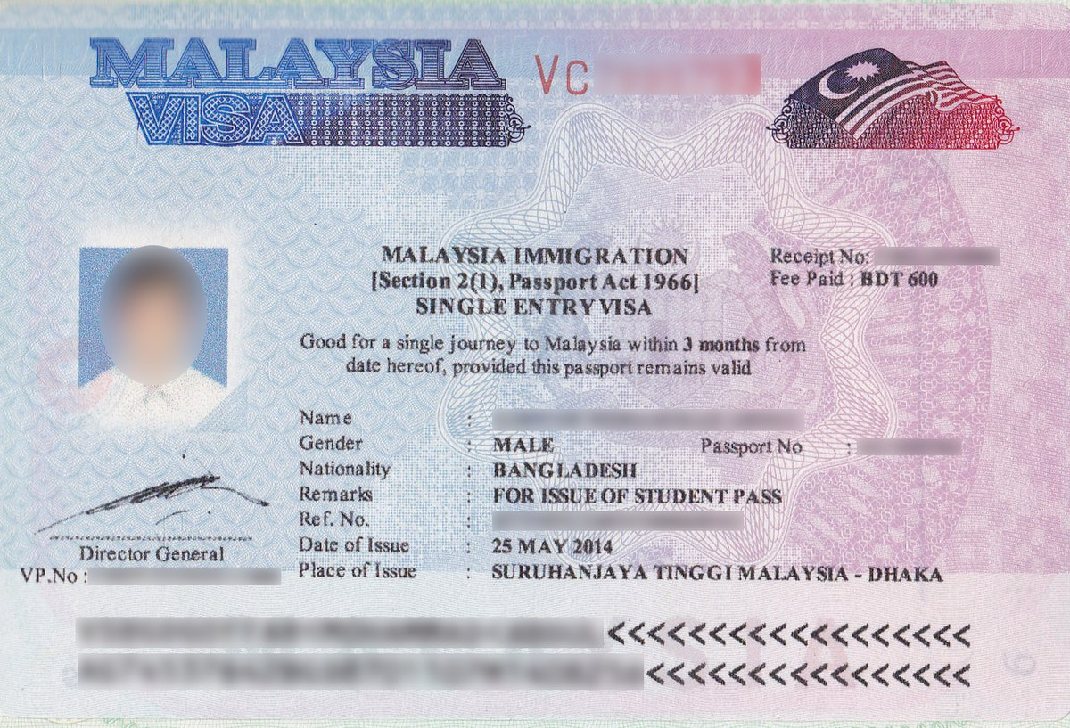 russia visa requirements for malaysia development-innovations, Einladung