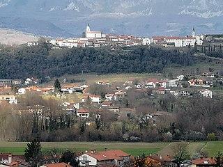 Male Žablje Place in Littoral, Slovenia