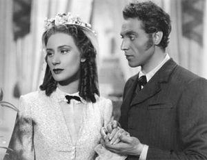 Evi Maltagliati - Maltagliati with Roldano Lupi in Yes, Madam (1942)
