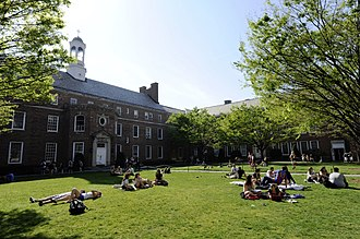 Manhattan College - The Quad