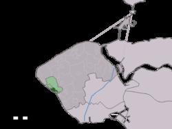 Zoutelande in de gemeente Veere