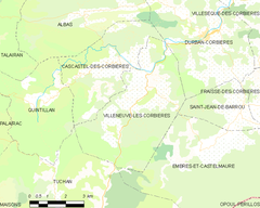 Map commune FR insee code 11431.png