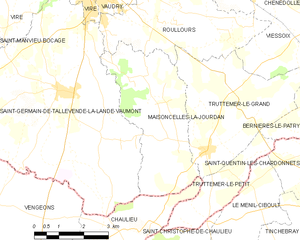 Map commune FR insee code 14388.png