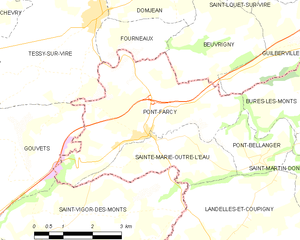 Map commune FR insee code 14513.png