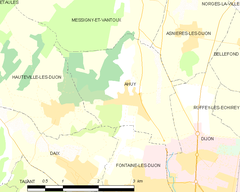 Map commune FR insee code 21003.png