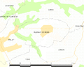 Map commune FR insee code 33549.png