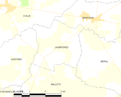 Map commune FR insee code 53128.png