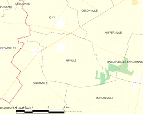 Map commune FR insee code 77009.png