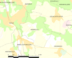 Map commune FR insee code 78305.png