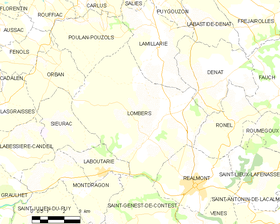Map commune FR insee code 81147.png