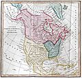 Map in 1817 The History of America.jpg