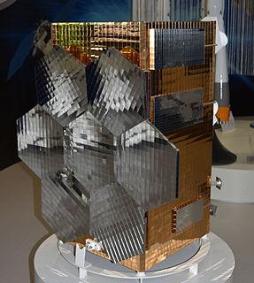 Mikhailo Lomonosov (satellite) Russian artificial satellite launched in 2016
